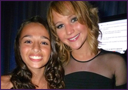 Jazz & Jennifer Lawrence