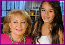 "Transgender Tween ""Jazz"" Talks Dating With Barbara Walters 20/20"