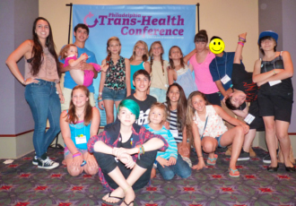 Trans Kids at the Philidelphia Trans Health Conference