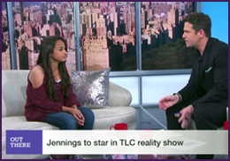 MSNBC – Out There Trans Youth Advocate Jazz Jennings: 'I Am Saving Lives'