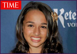 Jazz named Time Magazine's 25 Most Influential Teens of 2014