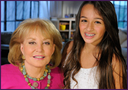 "Transgender Tween ""Jazz"" Talks Dating With Barbara Walters 20/20 update 2013"